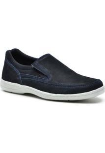 Sapatênis Dr Shoes Casual Masculino - Masculino-Marrom