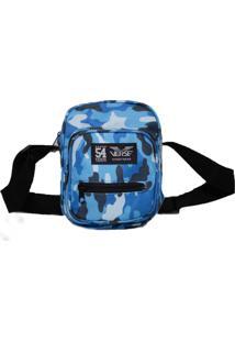 Bolsa Shoulder Verse Limited 54 Big Azul Camo