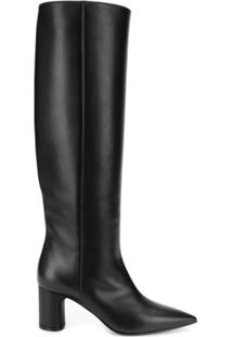 Casadei Bota Over The Knee - Preto
