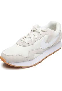 Tênis Nike Sportswear Delfine Off-White