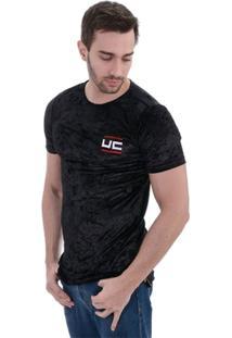 Camiseta Veludo Urbana Clothing - Masculino