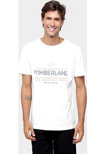 Camiseta Timberland Under Complicated - Masculino