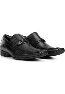 Sapato Social De Couro Mariner Masculino - Masculino