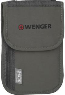 Bolsa Wenger- Cinza- 21X14Cm- Victorinoxvictorinox