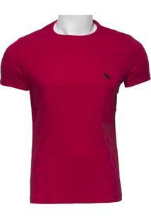 Camiseta Masculina Acostamento Pink