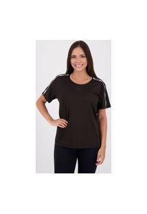 Camiseta Puma Soft Sports Feminina Preta