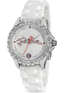 Relógio Just Cavalli Wj20199B Branco