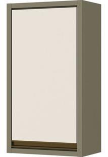 Armário Aéreo 40 Cm Henn Lyra, 1 Porta - C459