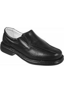 Sapato Confort Ranster - Masculino-Preto
