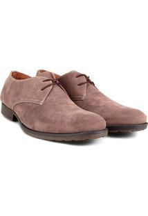 Sapato Casual Couro Walkabout Camurça Masculino - Masculino