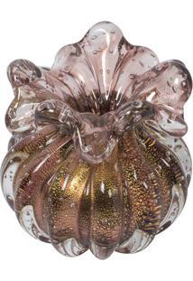 Vaso Decorativo De Murano Sanita