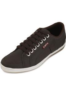 Sapatênis Spell Shoes Sp18-217 Café