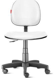 Cadeira Executiva Giratória Courvin Branco