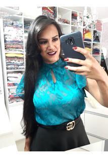 Blusa Feminina Social