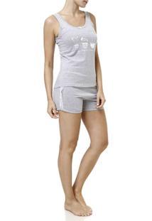 Pijama Curto Sonhos - Feminino