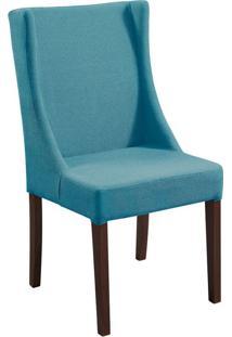 Cadeira De Jantar Sinar Linho Verde