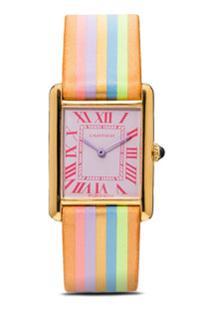 La Californienne Relógio Rosette Unicorn Em Ouro 18K - Multicoloured