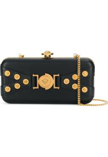 Versace Clutch Tribute - Preto