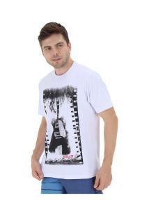 Camiseta Fatal Estampada 20335 - Masculina - Branco