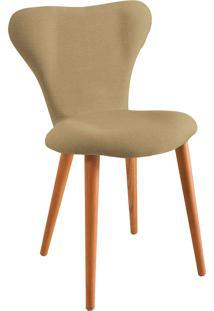 Cadeira Jacobsen T1073-Daf Mobiliário - Bege