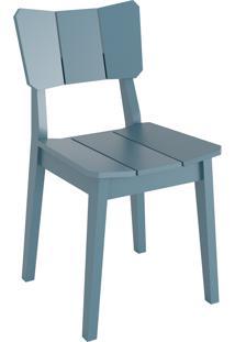 Cadeira Uma - Azul Claro
