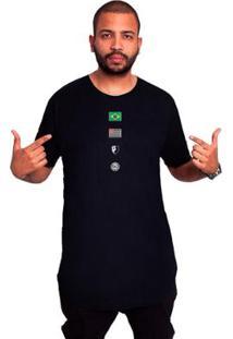 Camiseta Fanzoca Long - Masculino