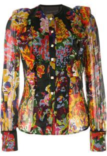 Ginger & Smart Blusa Floral Arcadian - Estampado