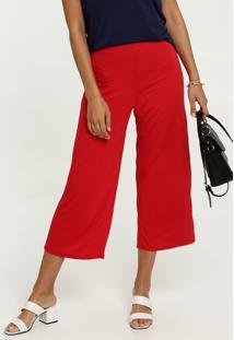 Calça Feminina Pantacourt Textura Marisa