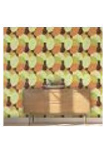 Papel De Parede Autocolante Rolo 0,58 X 5M - Floral 1265