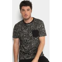 Camiseta Mcd Especial Full Pasley Masculina - Masculino-Preto 8a7c32bb00f