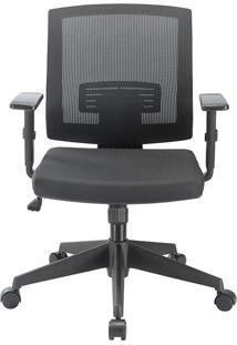 Cadeira Office Mko-013-Marka Móveis - Preto