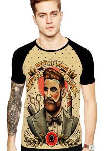 Camiseta Stompy Tattoo Rock Collection 190 Preto