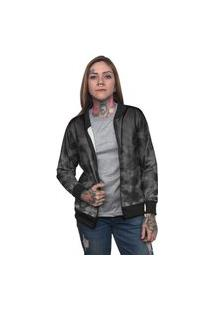 Jaqueta Bomber Chess Clothing Camuflado