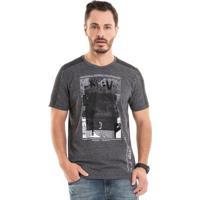 509d95f30 Camiseta Caqui Longa masculina