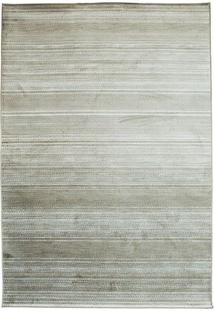 Tapete Modern Retangular Viscose (200X300) Cinza Claro