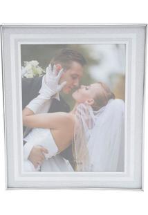 Porta-Retrato 20X25 Married Prateado