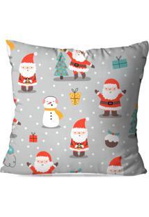 Capa De Almofada Love Decor Avulsa Decorativa Noel