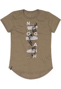 T-Shirt Nogah Guardião Caqui - Kanui
