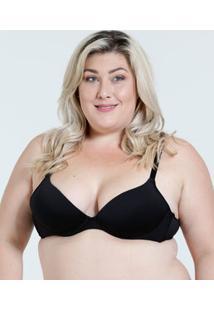 Sutiã Feminino Base Renda Plus Size Marisa