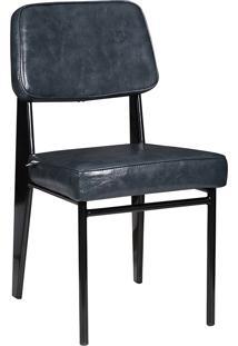 Cadeira Industrial Mkc-058-Marka Móveis - Cinza