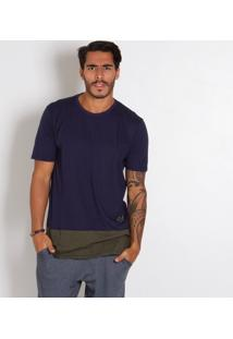 Camiseta Masculina Stretched Out Style Cm064 - Masculino