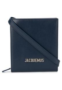 Jacquemus Carteira Gadjo - Azul