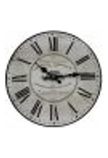 Relógio Decorativo 34Cm