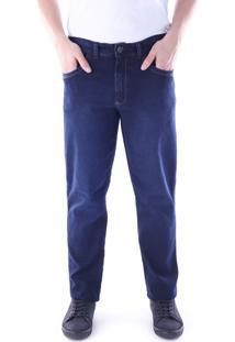 Calça 2163 Jeans Traymon Regular Azul