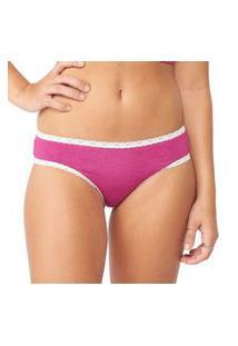 Calcinha Boneca Renda Pink Capricho - 561.022 Capricho Lingerie Boneca Rosa