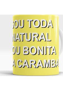 Caneca Toda Natural