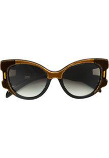 3c5a8d557e59c Óculos De Sol De Grife Fag feminino   Shoelover