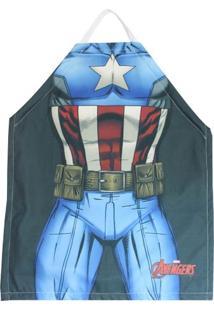 Avental Capitão America Os Vingadores