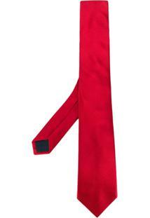 Lanvin Gravata Clássica - Vermelho