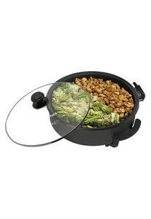 Panela Elétrica Britânia Cook Chef 110V